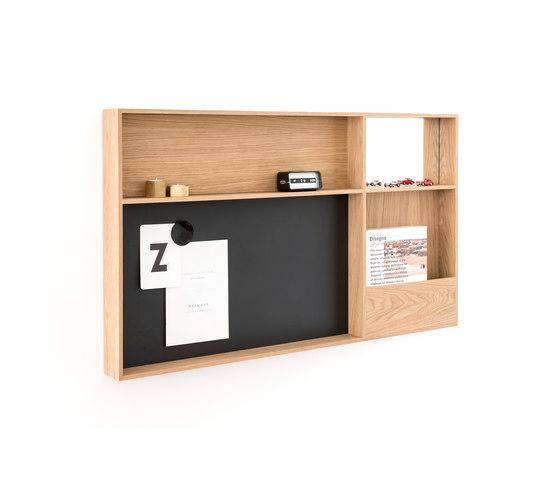 Arca Wallboxes di Case Furniture | Scaffali