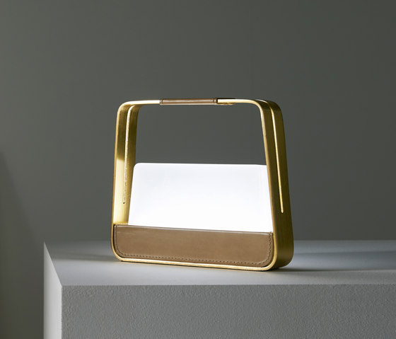 JACQUELINE small rechargeable table lamp by Penta | Table lights