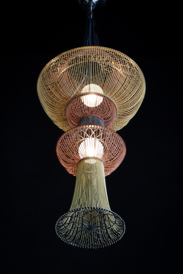Moroccan Vases - 1 by Willowlamp | Suspended lights