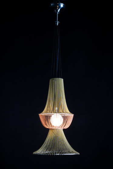 Moroccan Vases - 2 by Willowlamp   Suspended lights