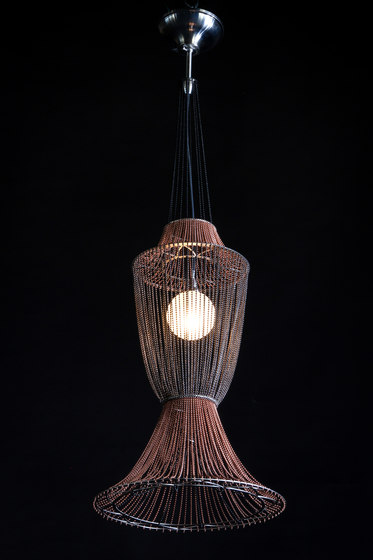 Moroccan Vases - 3 by Willowlamp | Suspended lights