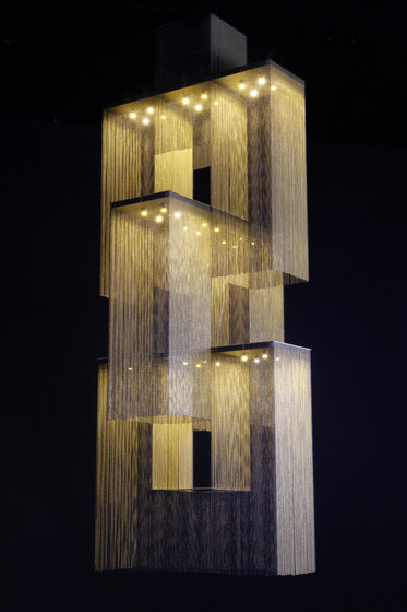 The Link - 700 S by Willowlamp | Suspended lights