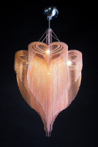 Secret Love - 400 S by Willowlamp | Suspended lights