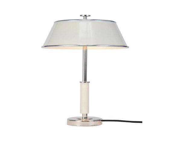 Victor Table Light, Cream de Original BTC | Lámparas de sobremesa