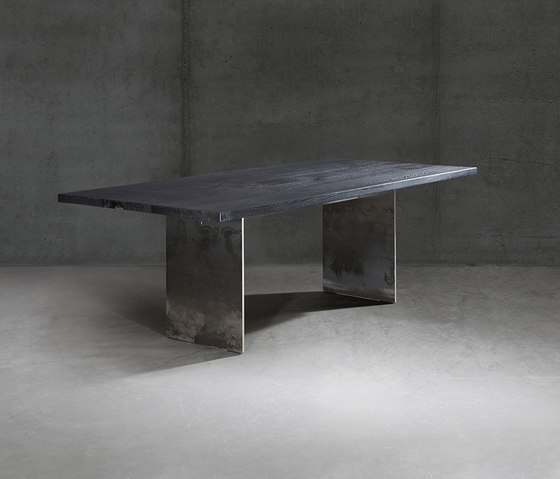 sc 41 table dining tables from janua christian seisenberger architonic. Black Bedroom Furniture Sets. Home Design Ideas
