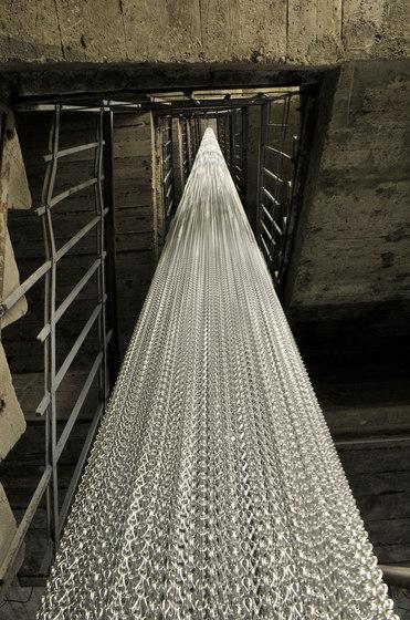 Special Structures Columns di Kriskadecor | Tele metallo
