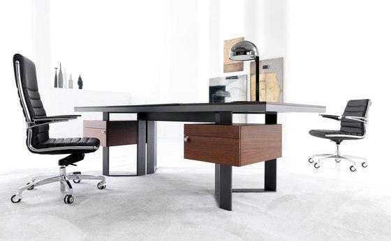 LLOYD desk de IVM | Escritorios