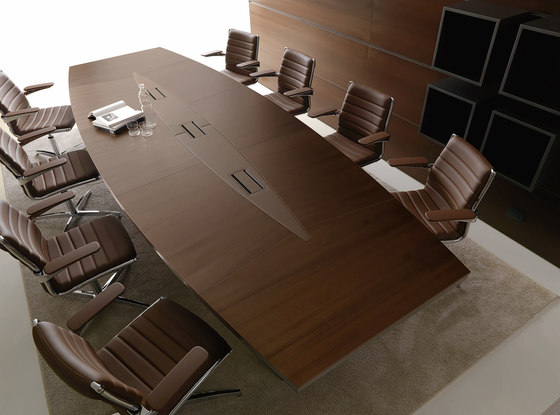 LLOYD meeting table by IVM | Contract tables