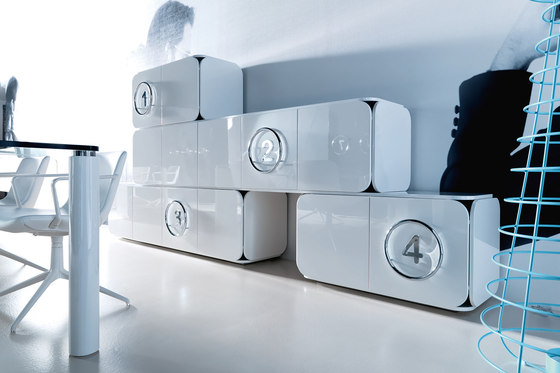 ICON storage units de IVM | Aparadores