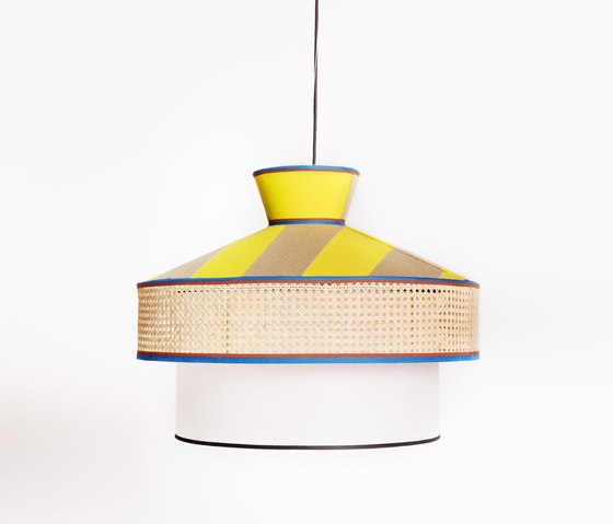 Wagasa Suspended lamp by WIENER GTV DESIGN | Suspended lights