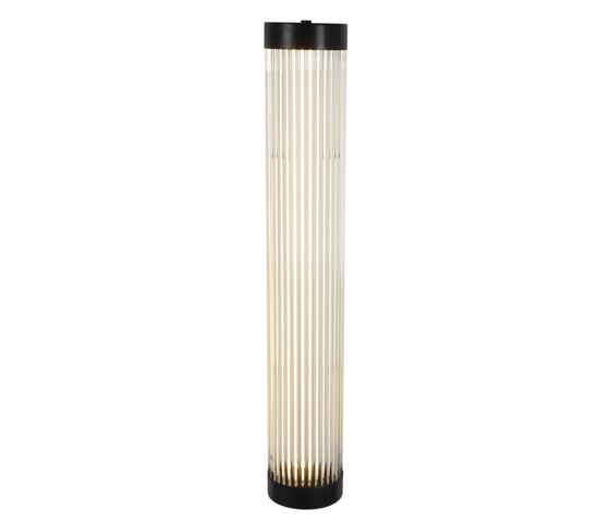 Pillar LED wall light, 60/10cm, Weathered Brass de Original BTC   Appliques murales