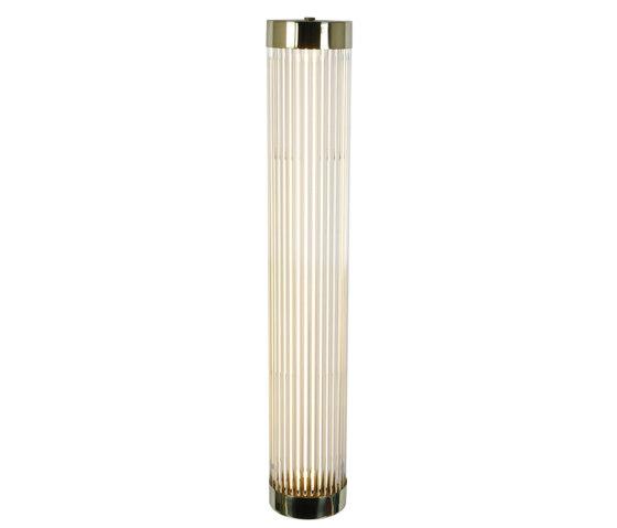 Pillar LED wall light, 60/10cm, Polished Brass de Original BTC | Appliques murales