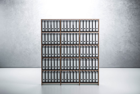 Classic shelf-system by mocoba   Shelving