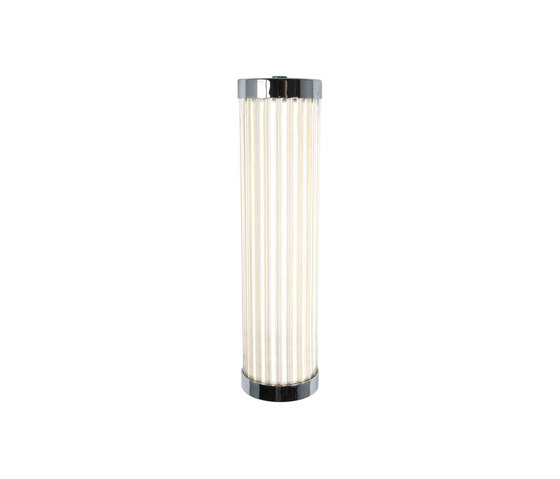 Pillar LED wall light, 27/7cm, Chrome Plated de Original BTC | Appliques murales