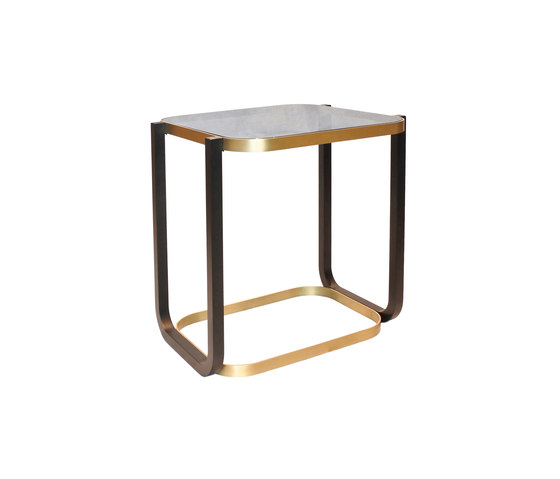 Duet coffee table by WIENER GTV DESIGN | Side tables