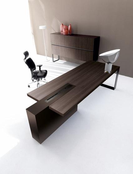 NEW LOOP desk by IVM | Desks