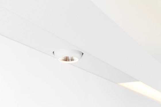 Esseldi eyeall suspension LED up/down GI by Modular Lighting Instruments | Suspended lights