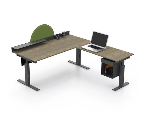 TABULA desk one click by IVM | Table dividers