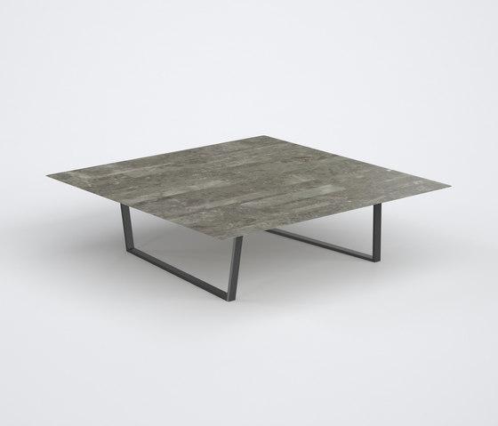 Dritto Coffee Table 90 x 90 cm von Salvatori | Couchtische