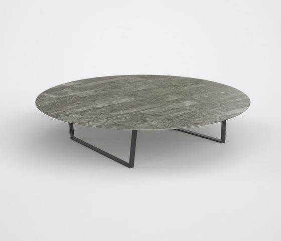 Dritto Coffee Table Ø 120 cm de Salvatori   Mesas de centro