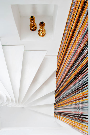 Essential Stripes by Kriskadecor | Metal meshes