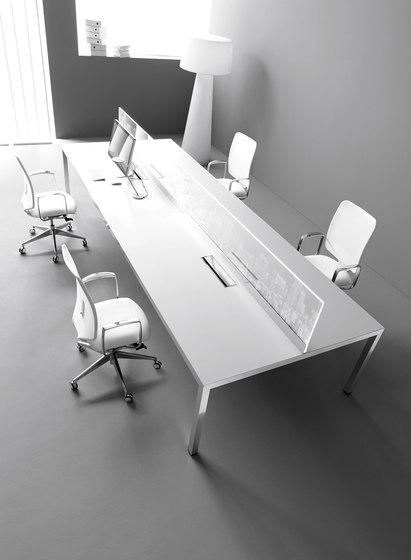 I_BENCH de IVM | Cloisons pour table