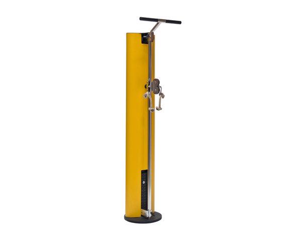 SliimBeam Yellow by WaterRower   Upper body equipment