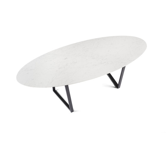 Dritto Dining Table 240 x 120 cm de Salvatori | Mesas comedor
