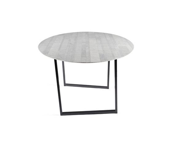 Dritto Dining Table 240 x 120 cm de Salvatori | Mesas comedor