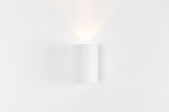 Smart surface tubed wall 82 large 1x LED GI by Modular Lighting Instruments   Wall lights