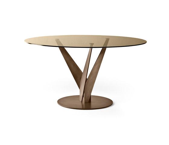 EPSYLON by Fiam Italia | Dining tables