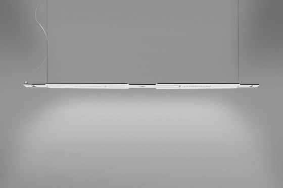 100% Suspension by Artemide Architectural   Suspended lights