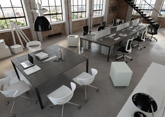 KS LIGHT meeting table de IVM | Mesas contract