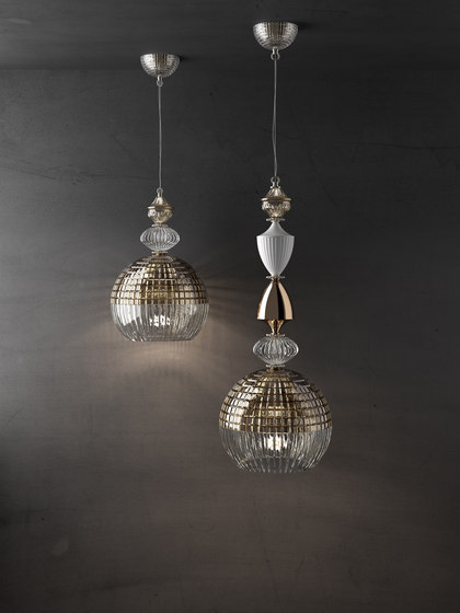 AMELIE SUSPENSION by ITALAMP   Suspended lights