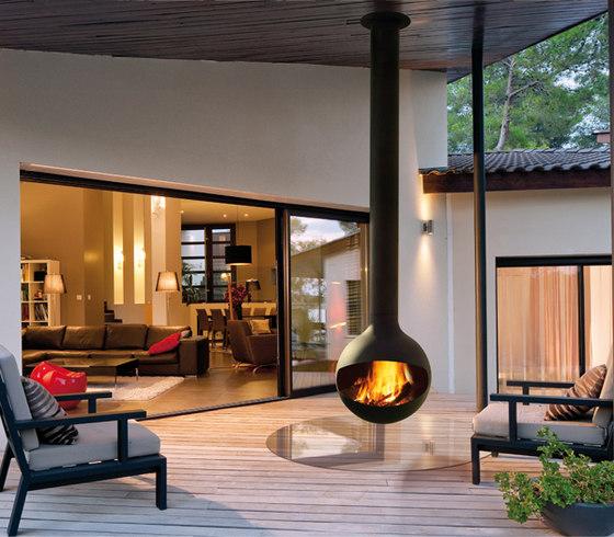 Bathycafocus Outdoor by Focus | Open fireplaces