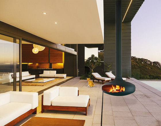Domofocus Outdoor by Focus | Open fireplaces