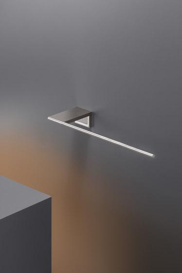 Duet DET82 by CEADESIGN | Towel rails