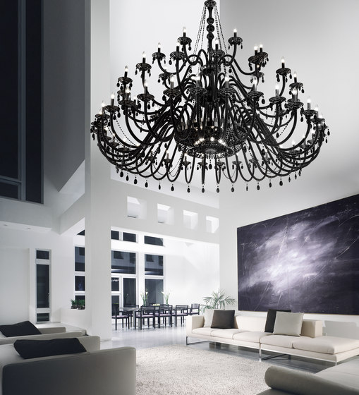 S082 CHANDELIER by ITALAMP | Chandeliers