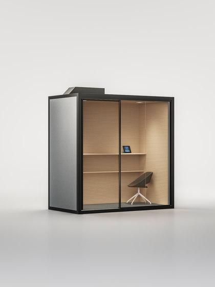 Acoustic Room S de Fantoni | Box de bureau