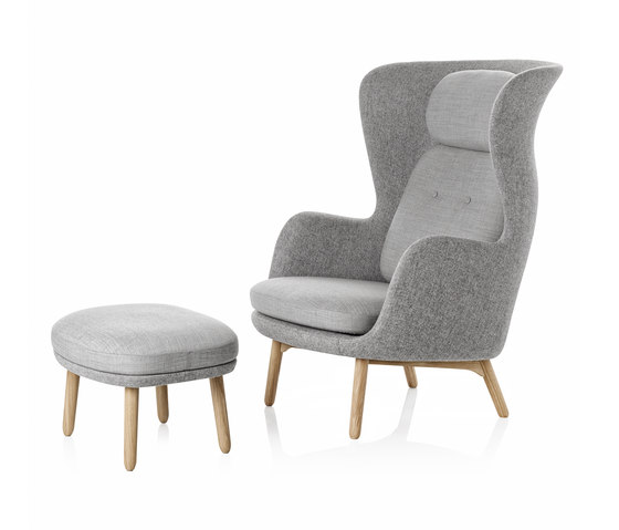 Ro™ | JH2 by Fritz Hansen | Armchairs