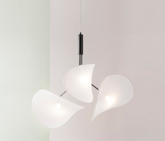 Manta Triple Pendant Lamp by bs.living | Suspended lights