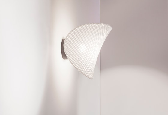 Manta Wall Lamp di bs.living | Lampade parete