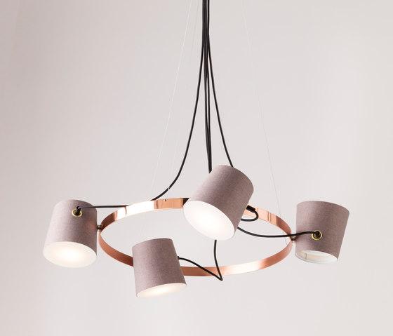 Loop Pendant Lamp by bs.living | Suspended lights