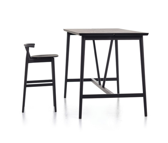 Stube Table 167.04 by Cizeta | Standing tables