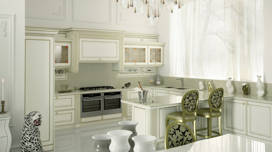 Mirabeau by Veneta Cucine   Fitted kitchens