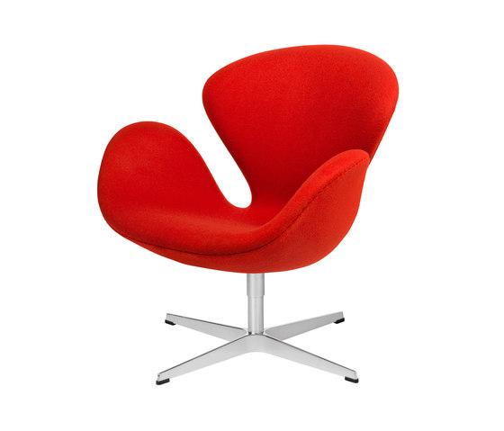 Swan™ 3320 de Fritz Hansen | Sillones lounge