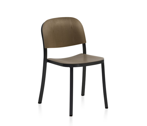 1 Inch Stacking Chair di emeco | Sedie
