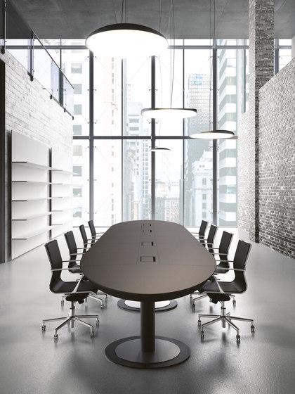 MultipliCeo Meeting di Fantoni | Tavoli contract