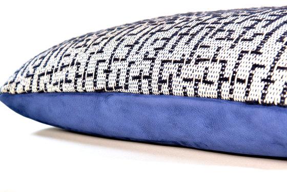 Sj122L Wool/Nubuk B von MD – OXILLA | Kissen