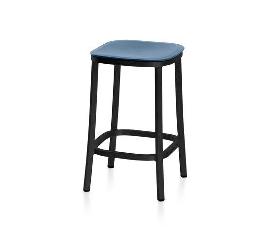 1 Inch Counter Stool de emeco | Bar stools